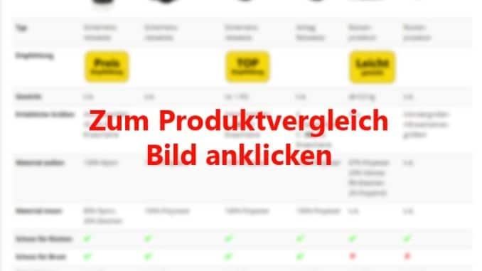 Der Produktvergleich stellt verschiedene Schutzwesten / Reitwesten vor