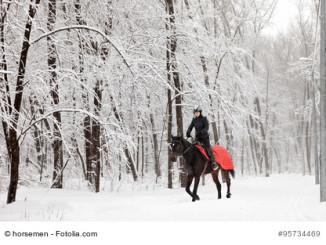 7 tolle Tipps fürs Winterreiten